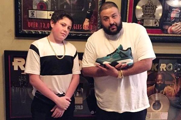 Benjamin Kickz và DJ Khaled