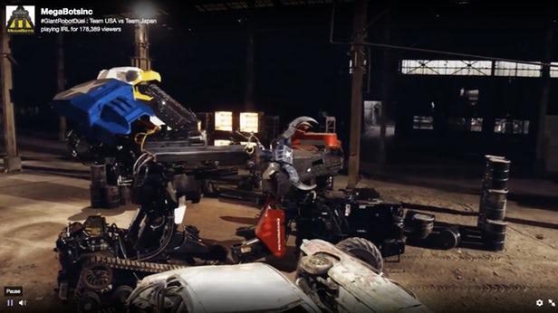 Mỹ chiến thắng Nhật Bản trong đại chiến Robot khổng lồ - Ảnh 5.