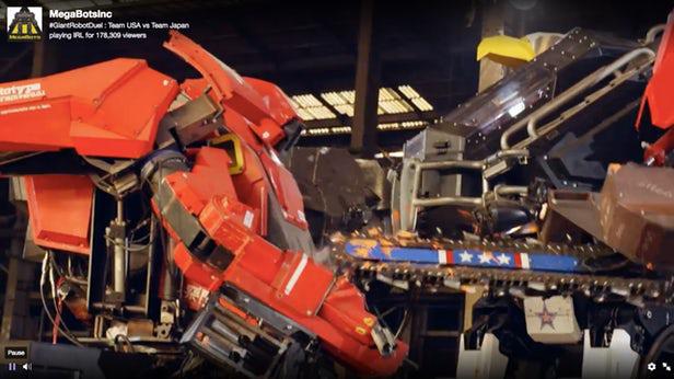 Mỹ chiến thắng Nhật Bản trong đại chiến Robot khổng lồ - Ảnh 6.