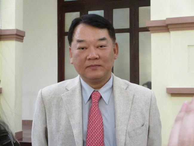 Ông Bang Hyun Woo, Phó Tổng Giám đốc phụ trách đối ngoại Công ty Samsung Việt Nam.