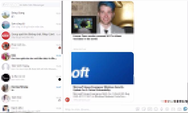 Facebook Messenger xuất hiện biểu tượng tia sét, bạn đã biết nó là gì chưa? - Ảnh 1.