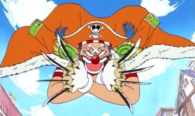 """One Piece: Hề Buggy là """"thánh ăn may"""" hay người có bản lĩnh thật sự"""
