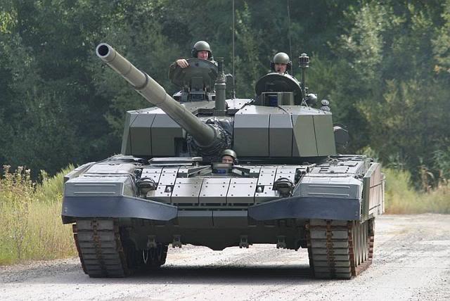 Xe tăng hiện đại được bảo vệ bằng lớp vỏ composite