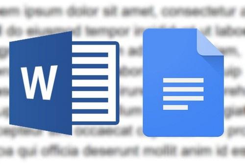 Trận chiến giữa Microsoft Word và Google Docs vẫn chưa có hồi kết.