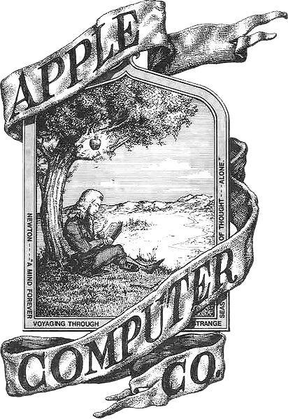 Logo đầu tiên của Apple do Ronald G. Wayne thiết kế