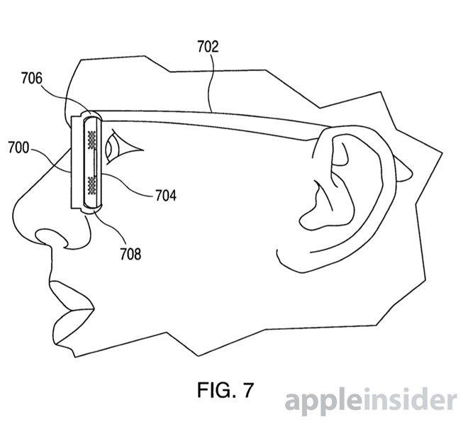 Liệu kính thực tế tăng cường mới của Apple sẽ như thế này?