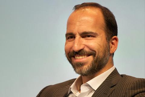 Dara Khosrowshahi, CEO mới của Uber.