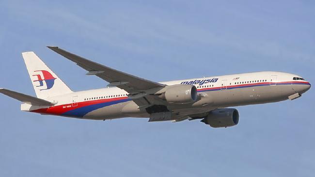 Một máy bay của hàng Malaysia Airlines