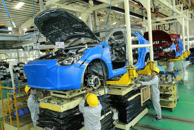 Thua Thái Lan, Indonesia, ô tô thuần Việt mơ xuất khẩu khắp Asean - Ảnh 1.