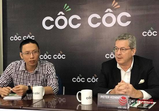 Nhà đầu tư 14 triệu USD vào Cốc Cốc đang tìm kiếm startup công nghệ Việt - Ảnh 1.