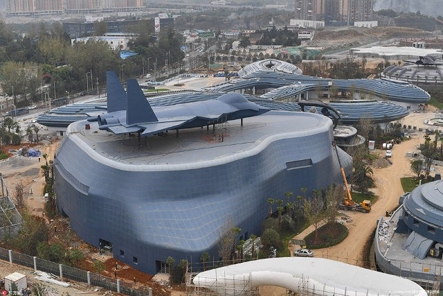 Công viên thực tế ảo khổng lồ của Trung Quốc chuẩn bị đi vào hoạt động: Rộng hơn 800 héc-ta, chi phí đầu tư 1,5 tỷ USD - Ảnh 7.