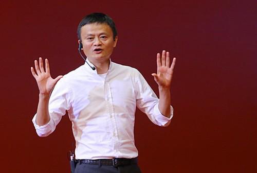 Giải mã tư thế bắt tay của ông Jack Ma với ông Trương Gia Bình để hiểu thêm về vị tỷ phú này - Ảnh 1.