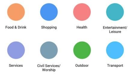 Google Maps vừa được đại tu giao diện, biểu tượng mới, màu sắc mới - Ảnh 1.