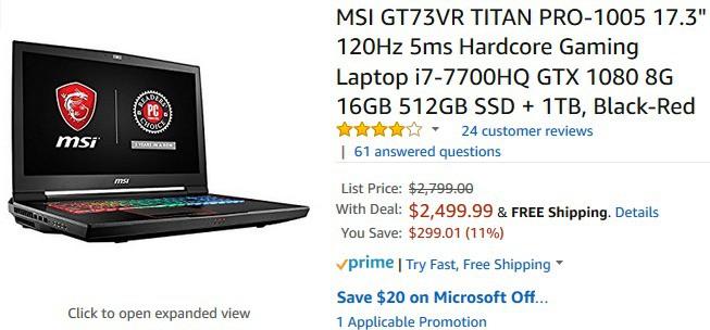 Tổng hợp những mẫu laptop hiện đang giảm giá siêu hời trên Amazon trong dịp Black Friday năm nay - Ảnh 2.