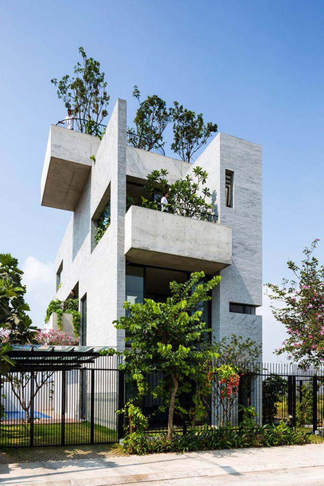Ngắm 2 công trình của Việt Nam vừa đoạt giải Oscar kiến trúc thế giới - Ảnh 1.