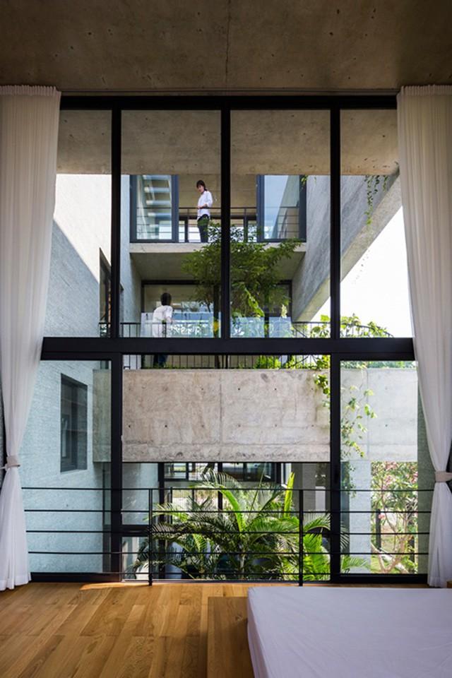 Ngắm 2 công trình của Việt Nam vừa đoạt giải Oscar kiến trúc thế giới - Ảnh 2.