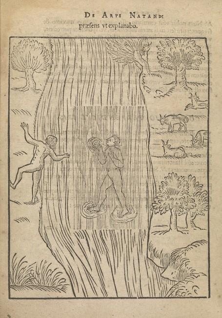 Cuốn sách dạy bơi của người Anh từ thế kỷ 16 có vô số kiến thức bổ ích, giúp con người sinh tồn khi xuống nước - Ảnh 1.