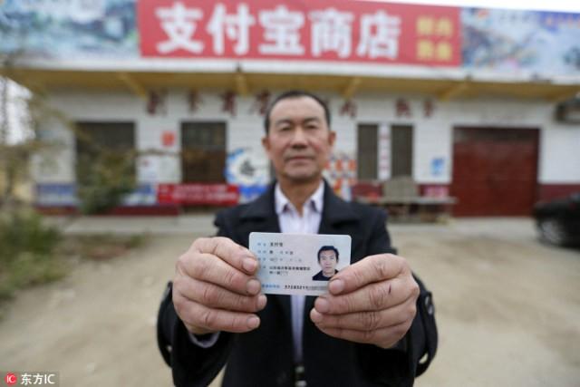 Ông chủ tiệm tạp hóa ở Sơn Đông bỗng trở thành hiện tượng Internet Trung Quốc vì tên là Alipay - Ảnh 1.