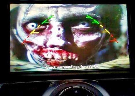[Vui] Với vài tấm ảnh trong phim kinh dị cùng camera lùi trên ô tô, anh chồng khiến vợ sợ chết khiếp - Ảnh 5.