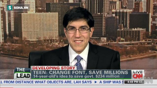 Suvir lập luận rằng nếu tính theo thể tích, thì mực in thậm chí còn đắt gấp đôi nước hoa Pháp. Ảnh: CNN
