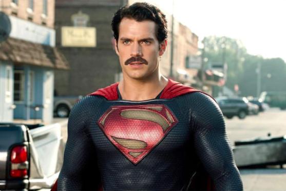 Trông Superman mà có râu cũng hợp lý đấy chứ nhỉ?