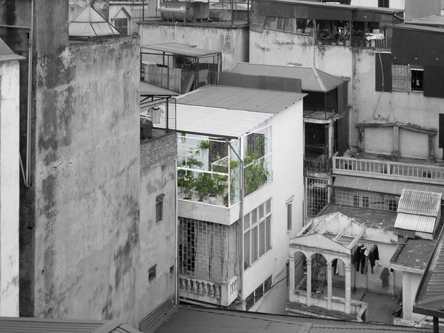 Tầng thượng xanh tươi của KTS Việt lọt Top 10 công trình có tác động tích cực đến xã hội của năm 2017 do Designboom bình chọn - Ảnh 1.