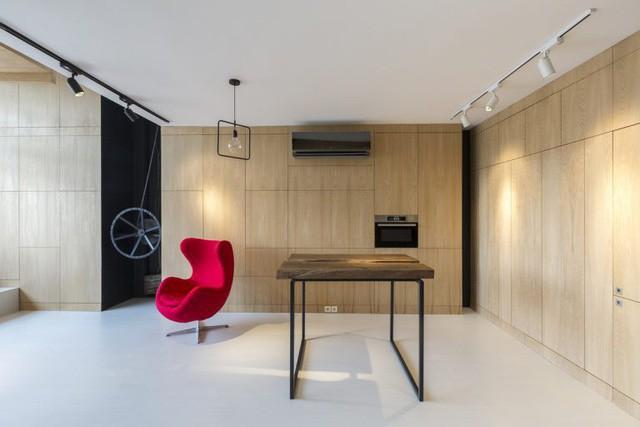 Căn hộ studio gây bão với lối thiết kế vô cùng độc đáo - Ảnh 2.