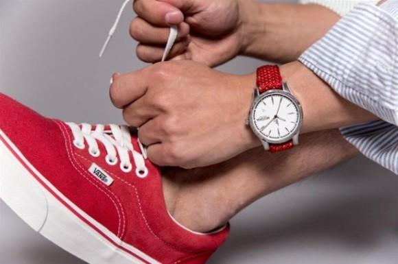 Đây là chiếc đồng hồ được tạo nên từ kỹ thuật rèn kiếm 700 năm tuổi của Nhật Bản - Ảnh 13.