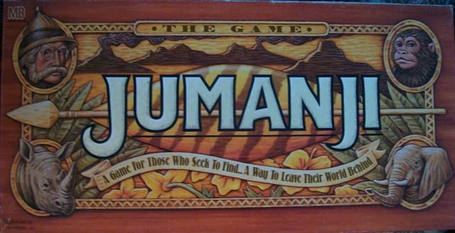 Bộ trò chơi Jumanji