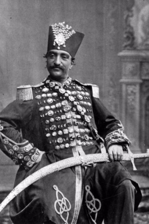 Nasser al-Din Shah Qajar - Một trong những vị vua quyền lực nhất lịch sử