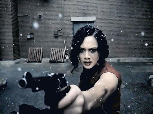 Với độ dài 4 phút, bộ phim ngắn 'Snow Steam Iron' được đăng tải trên một ứng dụng xã hội Vero.