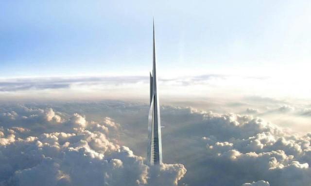 Dubai tiếp tục phá kỉ lục về tòa nhà cao nhất thế giới - Ảnh 3.