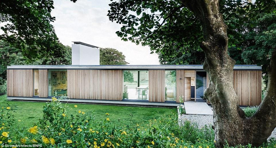 Không có gì ngạc nhiên khi ngôi nhà The Quest đã được đưa vào danh sách đề cử giải thưởng thiết kế vô cùng danh giá của Học viện kiến trúc Hoàng gia Anh (Royal Institute of British Architects)