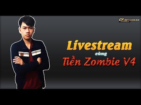 Với 1 triệu lượt đăng ký, Tiền ZombieV4 chắc chắn là một trong những cá nhân đáng gờm nhất trong cộng đồng Youtuber Việt