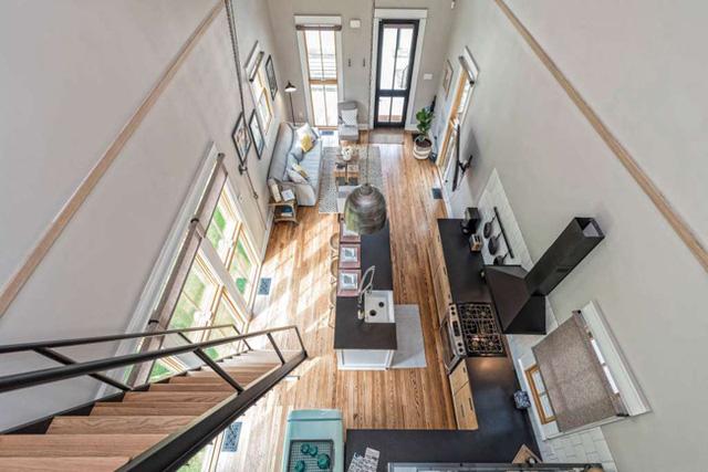 Người chủ mới đã rất kì công sửa chữa lại nó và diện mạo mới của căn nhà được hoàn thành vào tháng 3 năm 2016.
