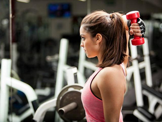 Để duy trì cơ, bạn cần vận động cường độ đủ cao.