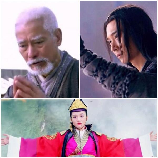 Liệu vị tổ sư Võ Đang Phái có hơn gì so với Vô Danh Thần Tăng, Độc Cô Cầu Bại hay Đông Phương Bất Bại?