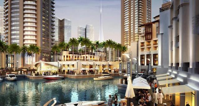 Dubai tiếp tục phá kỉ lục về tòa nhà cao nhất thế giới - Ảnh 4.