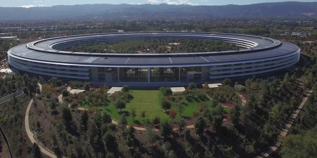 Apple sẽ bỏ lại một số nhân viên sau khi hoàn thành trụ sở mới - Ảnh 4.