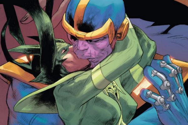 Mối quan hệ giữa Hela và Thanos trong truyện tranh Marvel hiện nay