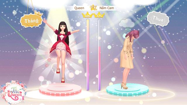 Phong cách thi đấu của The Queen có đôi chút khác biệt nhưng nhờ vậy cũng đảm bảo sự công bằng cho cả 2 bên