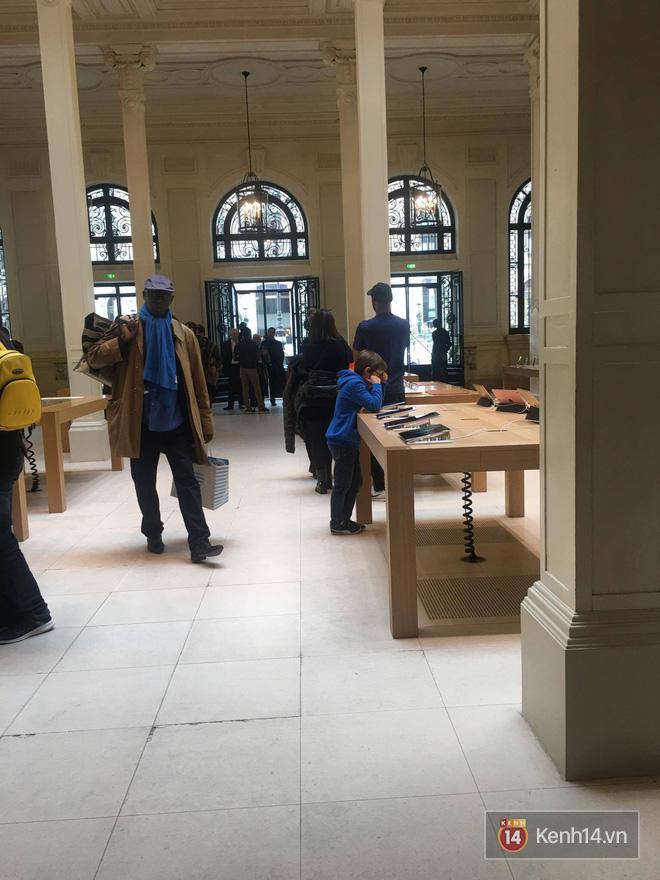 Pháp: Dân tình xếp hàng đông nghịt đi xem triển lãm bảo tàng, thờ ơ với iPhone X vì một lý do đơn giản - Ảnh 5.