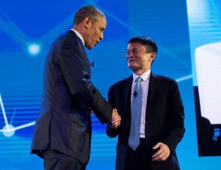Giải mã tư thế bắt tay của ông Jack Ma với ông Trương Gia Bình để hiểu thêm về vị tỷ phú này - Ảnh 5.