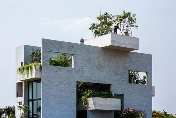 Ngắm 2 công trình của Việt Nam vừa đoạt giải Oscar kiến trúc thế giới - Ảnh 5.