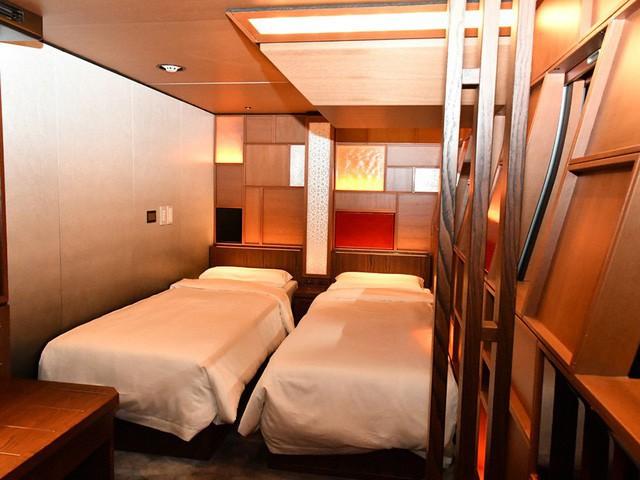 Trải nghiệm đoàn tàu siêu sang chỉ dành cho giới nhà giàu Nhật Bản với giá vé 12.000 USD/người - Ảnh 5.