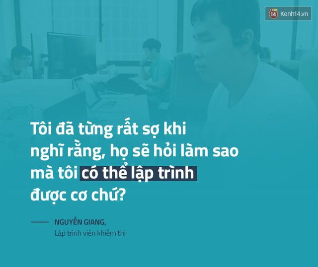 Chàng lập trình viên khiếm thị người Việt được vinh danh trên báo nước ngoài: Tôi không muốn mình trở nên đặc biệt - Ảnh 5.