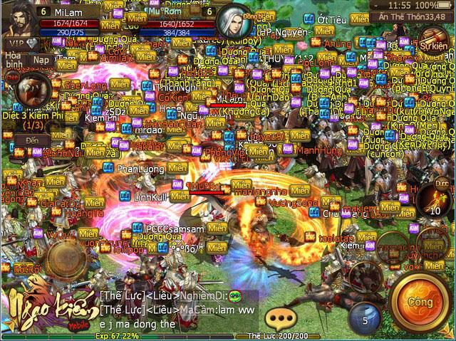 Với vị thế vững chắc trong làng game mobile Việt, Ngạo Kiếm Mobile chắc chắn sẽ luôn là sân chơi mà nhân sĩ võ lâm không thể bỏ lỡ