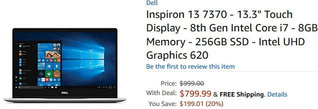 Tổng hợp những mẫu laptop hiện đang giảm giá siêu hời trên Amazon trong dịp Black Friday năm nay - Ảnh 6.