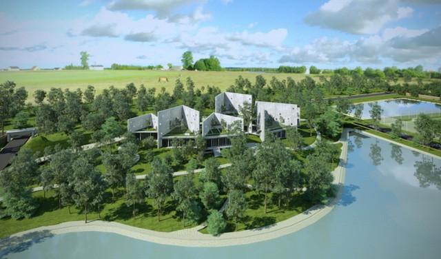 Ngắm 2 công trình của Việt Nam vừa đoạt giải Oscar kiến trúc thế giới - Ảnh 7.
