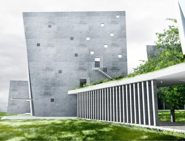 Ngắm 2 công trình của Việt Nam vừa đoạt giải Oscar kiến trúc thế giới - Ảnh 8.